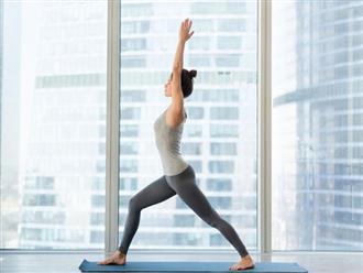 Những tư thế yoga tăng cường đốt cháy calo trong quá trình tập luyện