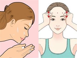 Phụ nữ nên nhớ làm 5 điều này trước khi đi ngủ để đẩy lùi tối đa lão hóa, duy trì nhan sắc trẻ trung