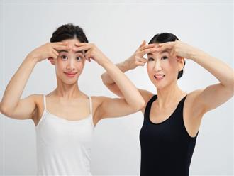 Phương pháp trẻ hóa làn da 'không tốn một đồng' của phụ nữ Nhật chỉ với 5 phút mỗi ngày