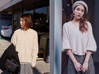 Sắm đủ 5 mẫu áo len này, các nàng sẽ chẳng còn lo mặc gì vừa xinh vừa ấm trong mùa đông năm nay