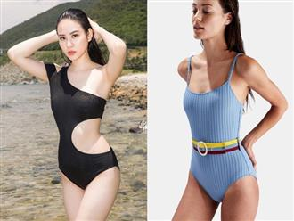 Siêu mẫu Hà Phương tư vấn chọn áo tắm theo vóc dáng