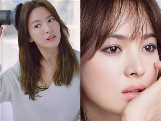 Song Hye Kyo tiết lộ 3 bí quyết giữ gìn nhan sắc trông trẻ ra cả chục tuổi, chị em nào cũng nên học
