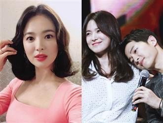 Song Hye Kyo tiết lộ bí quyết ngày càng nhuận sắc sau khi kết hôn