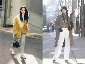 """Street style giới trẻ Hàn tuần qua: nữ tính, cá tính, chất chơi """"chiêu"""" nào cũng có và đều đẹp ngất ngây"""