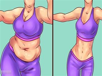 Dành ra 20 phút để tập 5 động tác tabata này giúp đốt cháy chất béo, calo nhiều hơn 60 phút chạy bộ
