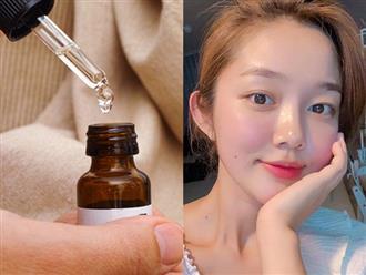 Không cần mua mỹ phẩm tốn tiền, trộn vitamin E với thứ này có ngay lọ serum trẻ hóa giúp da căng mịn, trắng hồng như gái Hàn