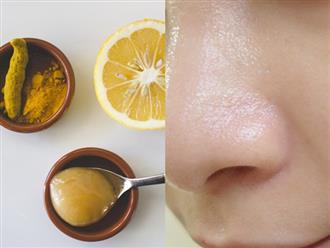 Cắt đôi quả chanh mát xa mặt theo cách này, tẩy sạch bụi bẩn, cặn bã giúp da dầu nhờn trắng mịn, không nổi mụn