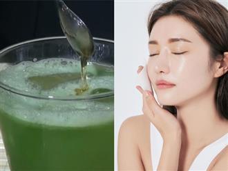 Lấy nước ép này trộn với mật ong vừa uống vừa đắp mặt, 9 vấn đề về da thường gặp sẽ được giải quyết cực nhanh