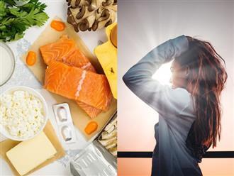 Tầm quan trọng của vitamin D trong quy trình làm đẹp