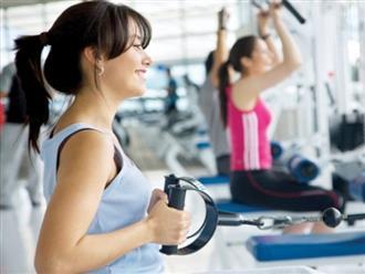 Tập thể dục giúp bạn quyến rũ hơn