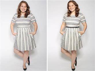10 quy tắc thời trang cho người béo, cô nàng sành điệu nào cũng phải thuộc nằm lòng!