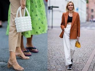 Thời trang thập niên 90 bỗng hot trở lại trong mùa thu 2018