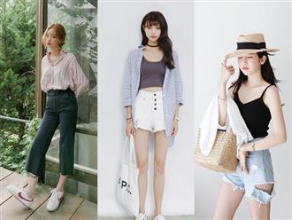 Xu hướng thời trang mùa hè trẻ trung, năng động, phụ nữ U40 không nên bỏ qua