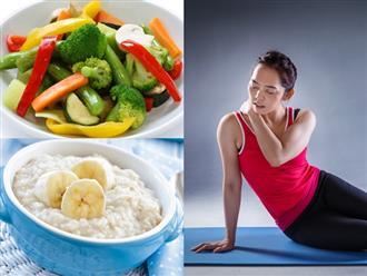 Ăn những món này trước và sau khi tập luyện, hiệu quả giảm cân và đốt cháy mỡ thừa tăng lên vài lần giúp dáng thon gọn cực nhanh