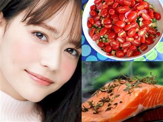 Ăn 10 thực phẩm chống lão hóa da này mỗi ngày, 40 tuổi nhan sắc vẫn tươi trẻ như gái 18
