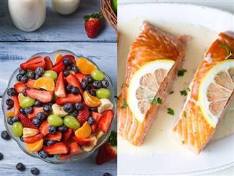 6 thực phẩm chống lão hóa da hàng đầu nên có trong thực đơn