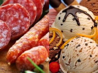 Thực phẩm gây tích tụ mỡ dưới da cần hạn chế