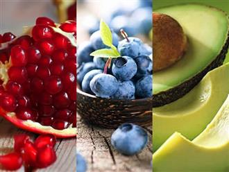 Muốn chống lão hóa không hề khó, cứ ăn các loại thực phẩm này mỗi ngày là nhan sắc 'trẻ mãi chẳng già'