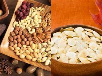 Thực phẩm giúp da của bạn sáng lên trông thấy