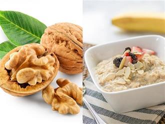 Thực phẩm nên ăn trong bữa sáng giúp giảm cân nhanh chóng (Phần 2)