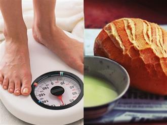Tin sốc: Ăn bánh mì chấm sữa liên tục trong 2 tuần, gầy kinh niên cũng tăng 7 thậm chí 10kg mà không cần thực phẩm chức năng