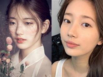 'Tình đầu quốc dân' Bae Suzy chăm sóc da như thế nào?