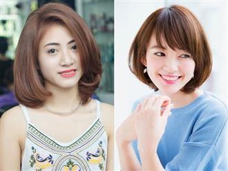 Vẻ đẹp khó cưỡng của 5 kiểu tóc ngắn xoăn cụp già trẻ cắt đều hợp