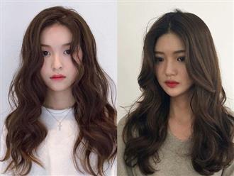 Đi đâu cũng thấy tóc ngắn, hãy làm bản thân nổi bật với kiểu tóc tỉa tầng, uốn xoăn bồng bềnh mà quý cô Hàn Quốc đang lăng xê này