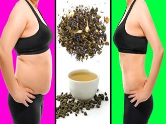 11 loại trà uống mỗi ngày giúp giảm cân hiệu quả, vóc dáng thon gọn 'siêu' nhanh, tốt hơn tập luyện thường xuyên