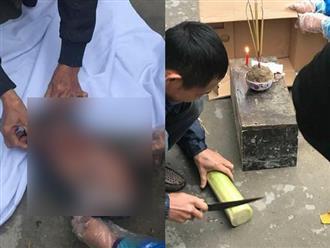 Bắc Ninh: Người dân bàng hoàng phát hiện thi thể trẻ sơ sinh còn nguyên dây rốn trong túi ni lông trước dãy phòng trọ