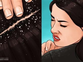 Tips cho nàng tránh xa mái tóc bết dính, đầy mồ hôi sau khi ra đường nóng bức