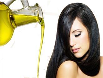 Trị rụng tóc bằng tinh dầu massage và dầu gội thiên nhiên tự chế