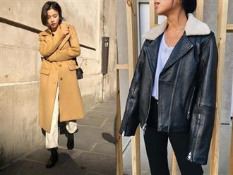 Trời đã vào đông, các nàng hãy cập nhật ngay 4 mẫu áo khoác đang hot nhất MXH để không bị lạc mốt