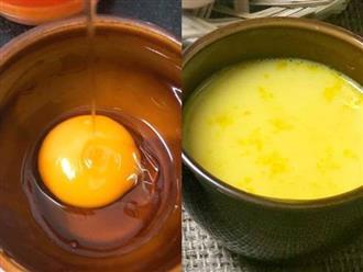 Chẳng cần đến viên uống collagen đắt đỏ, thưởng thức ly nước từ trứng và mật ong này, da dẻ vẫn căng mướt, tươi trẻ