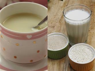 Tường tận 6 loại sữa thơm ngon – bổ – rẻ giúp thánh gầy cũng tăng cân bo bo sau 1 tuần sử dụng, vừa lành mạnh vừa sáng da, đẹp dáng vượt trội