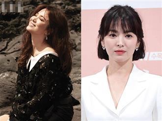 U40 vẫn trẻ xinh như Song Hye Kyo, thẳng tay xuống tóc là điều nên thử!