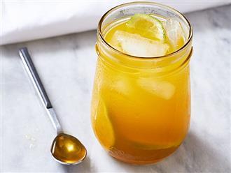 Uống 1 muỗng canh mật ong mỗi ngày, không chỉ dưỡng da và giảm cân, bạn còn nhận về 6 điều 'kỳ diệu' này