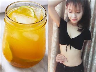 Uống 3 loại nước này trước khi ngủ 2 tiếng, mỡ thừa bị đốt cháy suốt đêm giúp vóc dáng thon gọn, da dẻ hồng hào