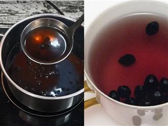 Uống nước đậu đen rang theo cách này mỗi ngày là bí quyết trẻ lâu của phụ nữ Nhật Bản