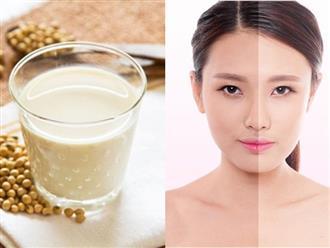 Uống 1 ly sữa đậu nành vào buổi sáng, ngoài giảm cân còn có hàng tá tác dụng 'thần kỳ' khác