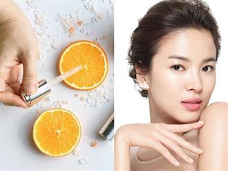 Vitamin C - 'Thần dược' bảo vệ làn da khỏi quá trình lão hóa, duy trì vẻ săn chắc, tươi trẻ cho phụ nữ sau 30 tuổi