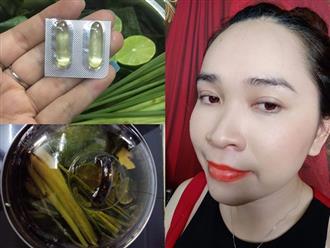 Phương pháp xông hơi thải độc giúp da mặt khỏe đẹp, ngăn ngừa hơn 10 năm lão hóa