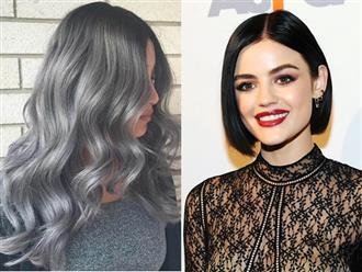 Xu hướng 5 màu tóc nổi bật trong năm 2019