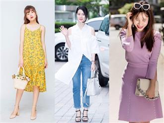 Xu hướng thời trang Xuân - Hè 2018, bạn gái áp dụng ngay cho ngày 8/3 sắp đến