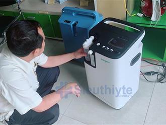 Muốn mua máy tạo oxy tại nhà, cần lưu ý những gì?