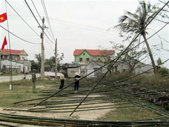 Nghệ An: Bất cẩn khi dựng cây nêu ngày Tết, 1 người tử vong vì điện giật