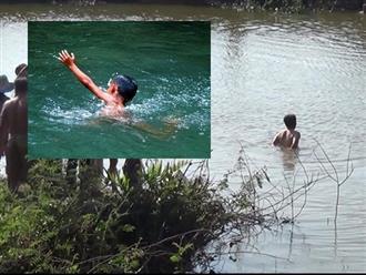 Gia cảnh khó khăn của bé trai 9 tuổi khuyết tật bị đuối nước thương tâm dưới chân cầu