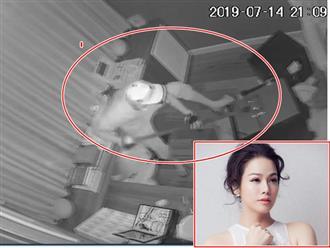 Nhật Kim Anh tung clip kẻ trộm phá két sắt lấy tài sản hơn 5 tỷ, lộ hình ảnh thủ phạm