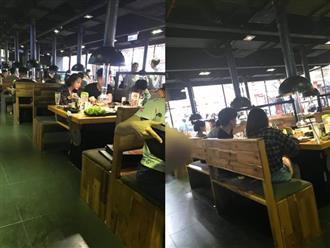 Rò rỉ hình ảnh được cho là Bảo Anh và Hồ Quang Hiếu đi ăn cùng nhau sau hơn 1 năm chia tay