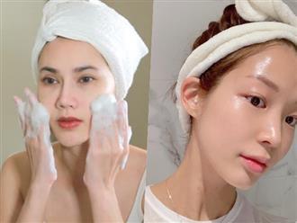 Bác sĩ da liễu hướng dẫn 3 mẹo rửa mặt 'chuẩn khoa học' giúp da dẻ ngày một sáng mịn, hồng hào tươi trẻ
